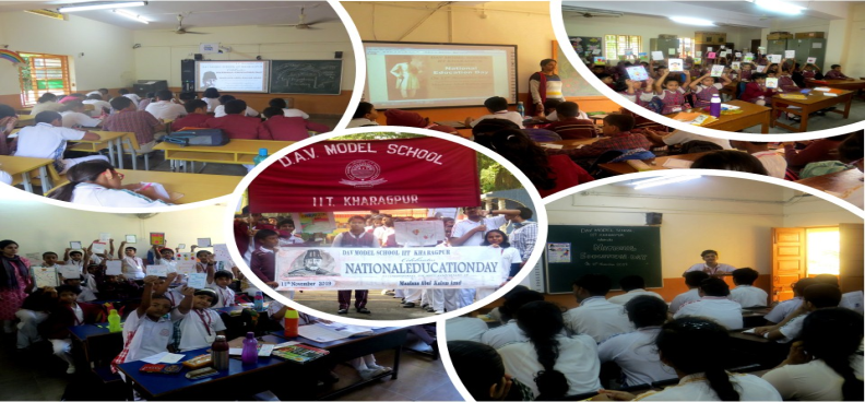 CELEBRATION OF NATIONAL EDUCATION  DAY